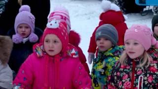 Экскурсия детей на Уральский Завод Спецтехники