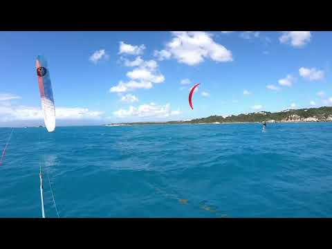 KiteFoil Moses 2018 Comet 111 - Guadeloupe