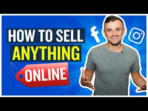 How to Sell Anything on Facebook and Instagram | 4Ds Consultation with Gary Vaynerchuk
