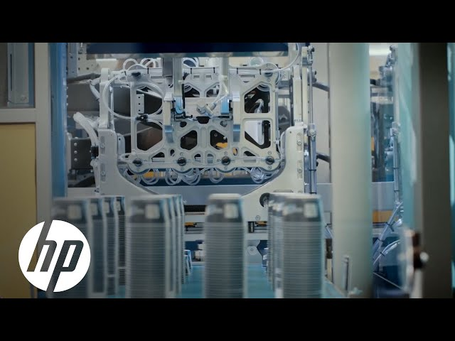 HP Multi Jet Fusion Helps Campetella Robotic Center Reduce Cost and Lead Time | 3D Printing | HP