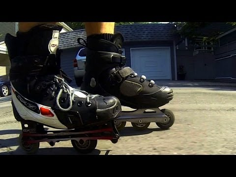These Shitty Old Skates; An Inline Object Lesson