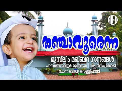 തഞ്ചാവൂരെന്ന നാട്ടിൽ   Muslim Makbara Audio Song   Master Musthafa, Bappu Velliparamba