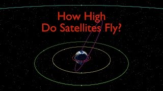How High Do Satellites Fly?
