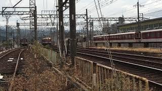 近鉄大阪線 名張駅東方