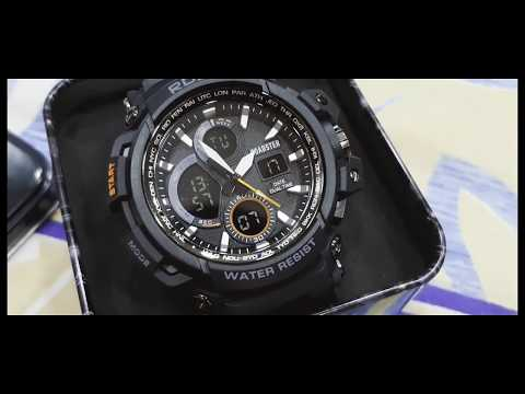 UNBOXING Of ROADSTER Analog With Digital Watch From Myntra Fashion Hub