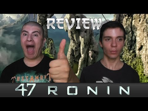 Review do filme 47 Ronins (2014) [47 Ronin]