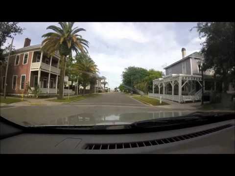 Fernandina Beach Florida 32034 tour