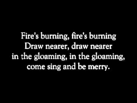 Fire's Burning Lyrics