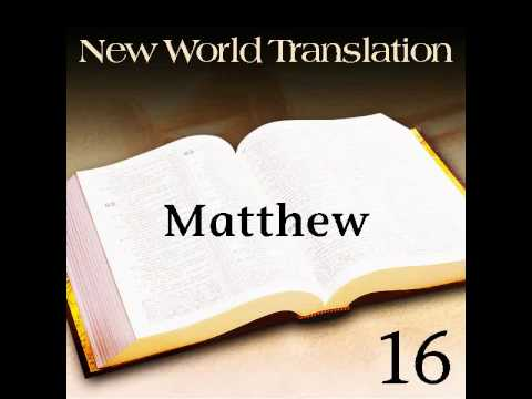MATTHEW - New World Translation Of The Holy Scriptures.