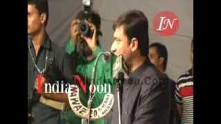Akbaruddin Owaisi latest speech after 2014 Elections Win on 18 May 2014 at Darussalaam Hyderabad