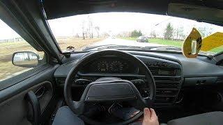 2010 ВАЗ 2114 Samara 1.6L POV Test Drive
