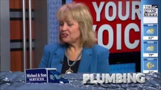 Kathy Joins Fox 45 Morning News