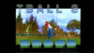 Sammy Sosa Softball Slam PlayStation Gameplay