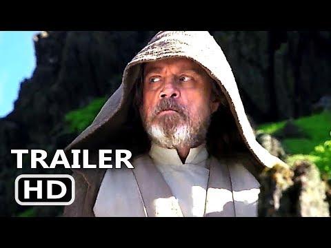 """STAR WARS 8 """"Luke's Planet"""" Trailer (2017) Disney Movie HD"""