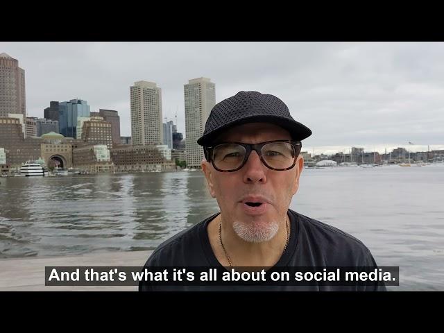 It's Just a Blip on Social Media