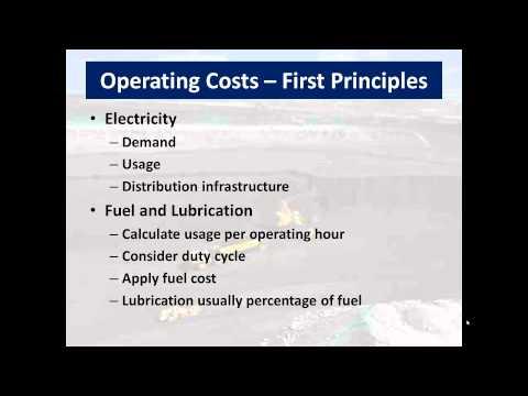 Mine Economics Chapters 7 - 8 PowerPoint