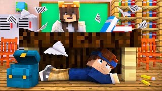 Verstecken in der Schule! (Minecraft Hide and Seek)