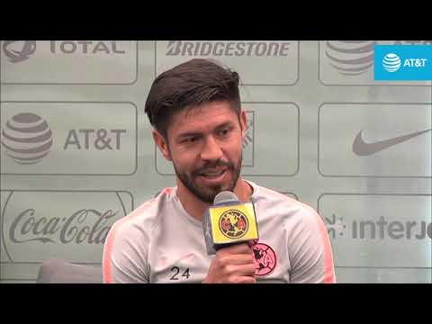 Conferencia de Prensa   Oribe Peralta y Paul Aguilar previo Semifinales   CL2019 - Liga MX