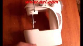 Ремонт мини швейной машинки 4в1 урок 2