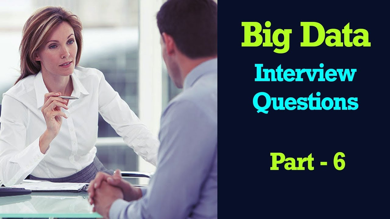 Top 20 Apache Spark Interview Questions & Answers 2018