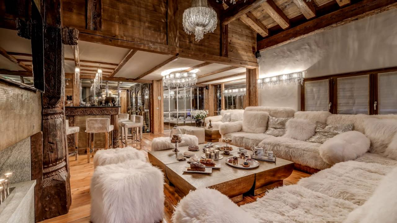 Chalet Marco Polo - Val d\'Isere - YouTube
