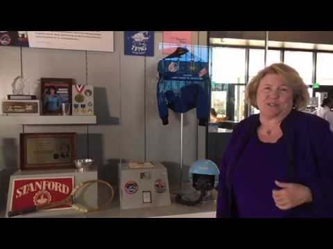 Ask an Expert: Getting Acquainted with Sally Ride