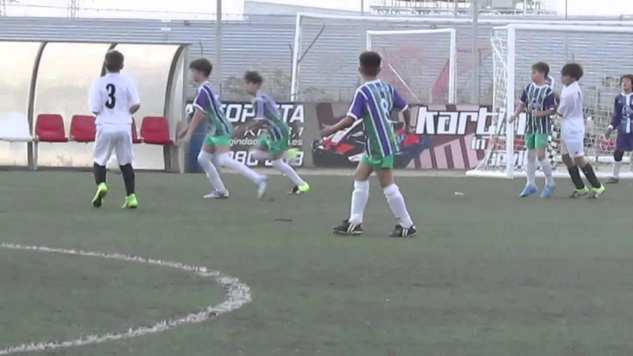 Sevilla FC 3-2 San Roque Balompié (3ª Andaluza Alevín G.2) - YouTube 5caa7ca83cb7e
