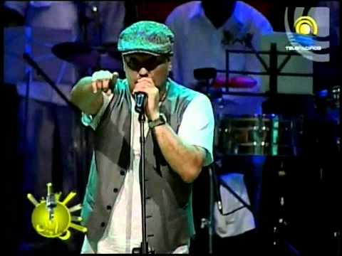 Ya No Regreso Contigo (en vivo) - Roberto Blades En Cali HD