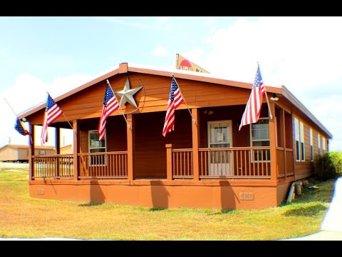 Great Escape 2 Porches Modular Homes Built For Nueces County TX Call 888-560-7191