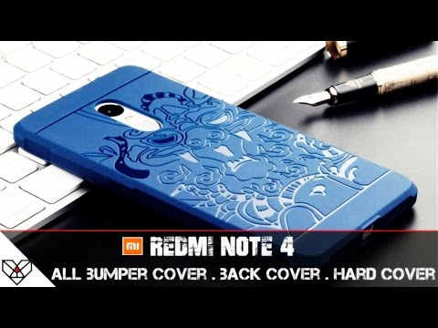 big sale 49aeb 54e9a Mi Redmi Note 4 All Bumper Back Covers - INDIAN Version