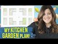 My Kitchen Garden Plan // Garden Answer