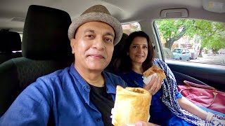 Stepping Out With The Boss First Time Post Lockdown | Simple Iyengar Bakery Pleasures | Vlog 51