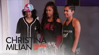 Christina Milan Turned Up | Christina Milian Goes All Out for Girl Group | E!