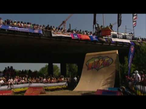 FISE Montpellier 2009 final VTT Pro Lance Mac Derm...