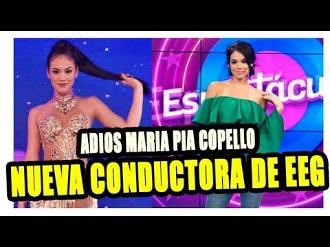 JAZMIN PINEDO SERÍA LA NUEVA CONDUCTORA DE ESTO ES GUERRA!2019!