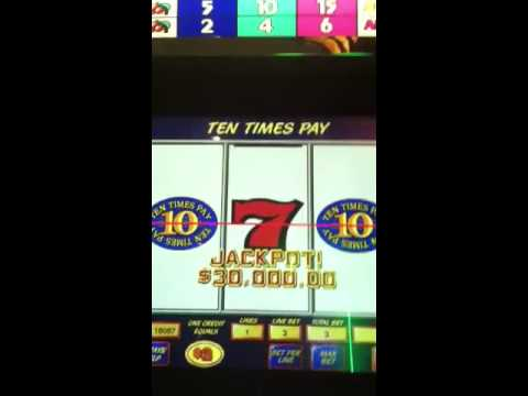10 times pay slot machine