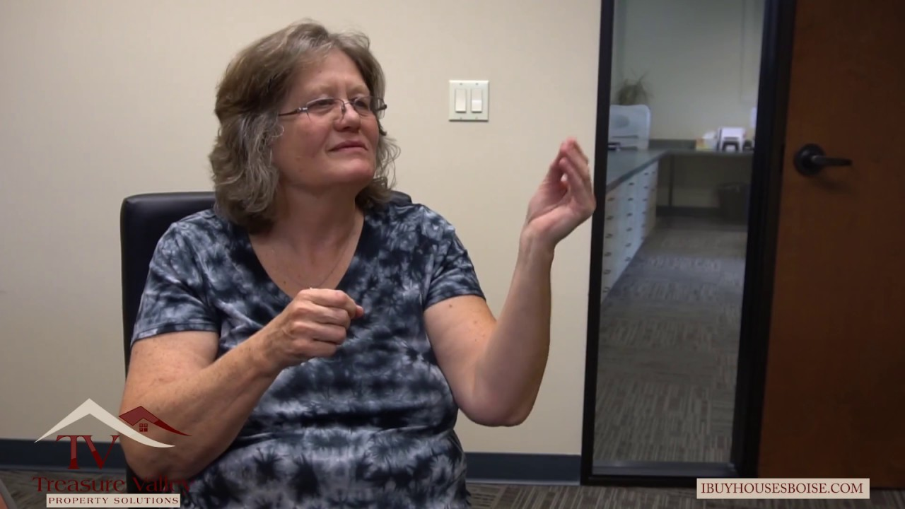 ibuyhousesboise.com Lynn's  Testimonial - Cash For Houses Boise