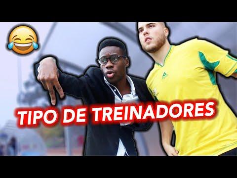 TIPO DE TREINADORES DE FUTEBOL !