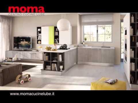 MOMA CUCINE LUBE - YouTube