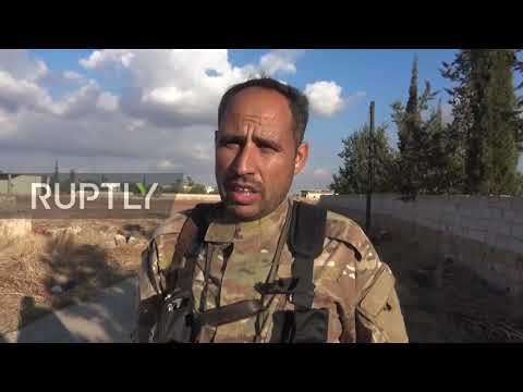 Syria: Clashes as