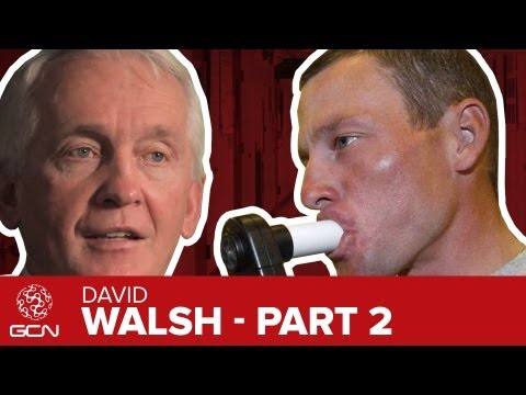 Will Lance Armstrong Confess To Doping? David Walsh Interview Pt. 2
