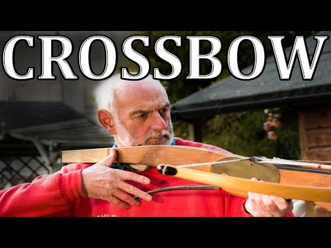 The Medieval Crossbow, a close up HD look