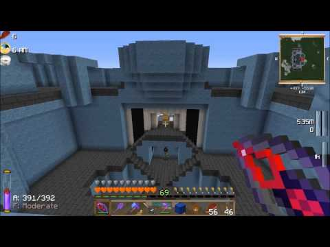FTB Unleashed S01E55 - New Texture Pack, Advanced Power Management
