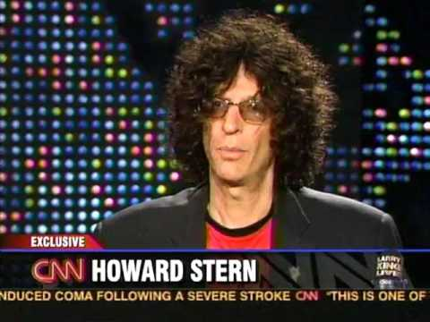 Howard Stern on Larry King Live Jan 8 2006