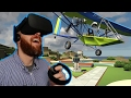 COME FLY WITH ME!! Ultrawings Oculus Rift & Oculus Touch Gameplay - Virtual Reality