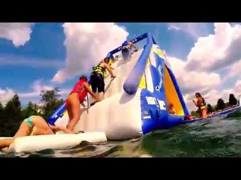 EMERALD LAKE Ontario Canada - GoPro Hero 4 HD