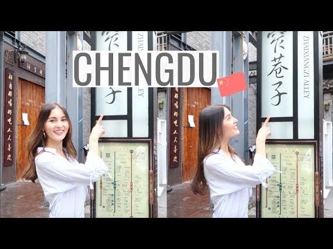 Exploring Beautiful Chengdu & Travelling Home⎮China Trip 201