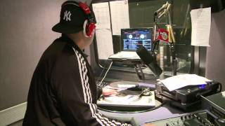 DJ JUANYTO DJ DEBUT ON HOT 97 DJ TAKEOVER FUNK FLEX SHOW 03/11/10
