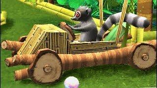 Madagascar: The Game (PC) - Tiki Minigolf