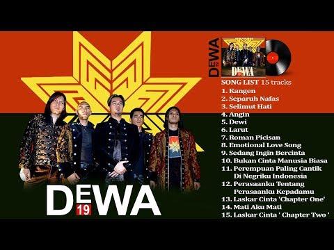 Lagu Terbaik Dari DEWA 19 - Hits Tahun 2000an